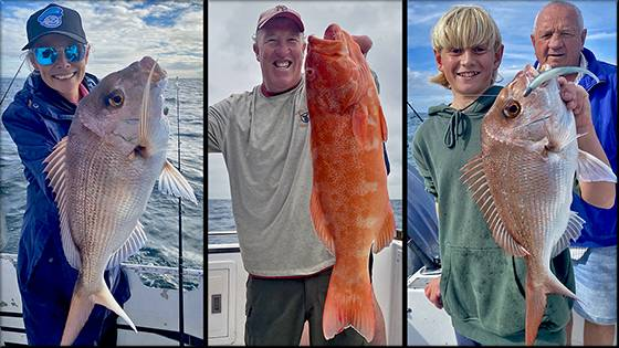 The Noosa Fishing Report, as at Friday September 21, 2018.