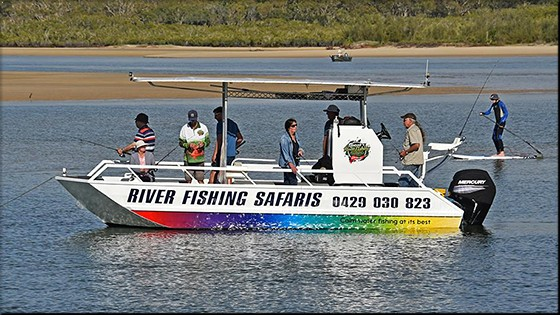 Noosa River Fishing Safaris